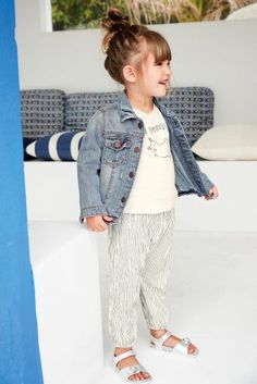 Buy Monochrome Stripe Trousers (3mths-6yrs) from the Next UK online shop 708a845d88596