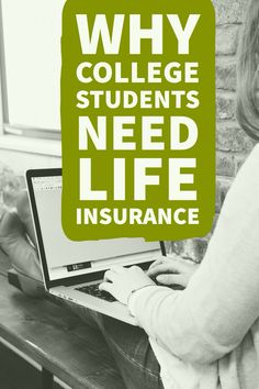Why #college students need life insurance.