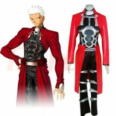 Archer Cosplay Fate Stay Night Costume