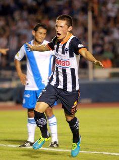 Rayados 1-1 Puebla Copa Mx 24/09/13 Foto: Edgar Montelongo