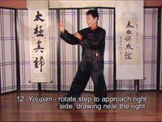 Tai Chi Shi-san-shi: Taiji 13 Essential Technique Drills