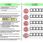Order of Operations Games: Solve problems involving multiple steps and multiple operations. Role the dice, these values are now used to construct a. Math Class, Fun Math, Math Games, Dice Games, Birthday Games For Kids, Fun Games For Kids, Operation Game, Common Core Math Standards, Framed Words