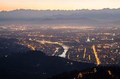Torino vista da Superga