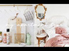 My Apartment Tour! // KATE LA VIE - YouTube