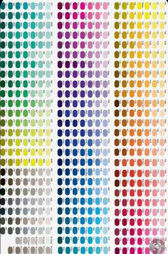 skintones color chart by colors skintones skin digital art draw drawing tutorial tutorials Palette Art, Colour Pallette, Colour Schemes, Pantone Color Chart, Pantone Colours, Pantone Colour Palettes, Color Mixing Chart, Colour Chart, Color Palette Challenge