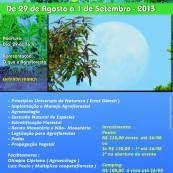 I Vivência Agroflorestal - VelaTropa Consciência Planetária
