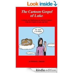 Out to lunch useless add ons cartoon book and ebook my books and the cartoon gospel of luke the cartoon gospel series book 3 kindle edition fandeluxe Gallery