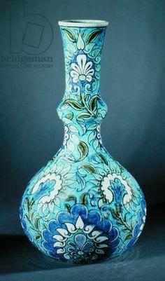 Large Bottle Vase (ceramic) Creator     Morgan, William De (1839-1917)
