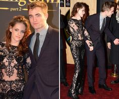 Erm. So Kristen Stewart is NOT over her split from Robert Pattinson...