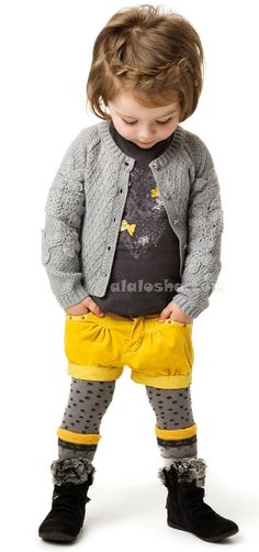 ALALOSHA: VOGUE ENFANTS Catimini FW'14 collection for adorable little girls
