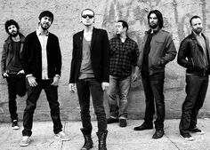 Not a day goes by where I can't help but listening to Linkin Park. When a band continually makes songs that I like/love, you know they are a DAMN great band.