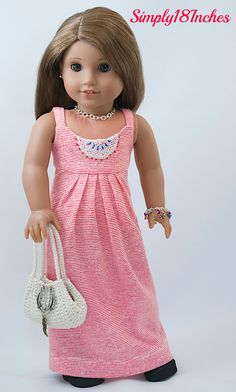 American Girl Doll ensemble by Simply18Inches at www.etsy.com/shop/simply18inches