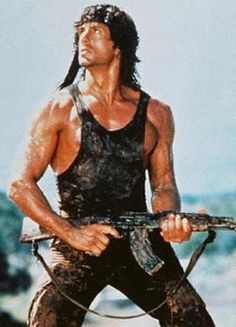 They left him. Big mistake. In Rambo: First Blood Part II