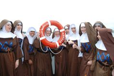 "Sisters of St Joseph of the Sacred Heart | At first I thought ""Isn't that nice? Some Sisters of St Joseph have ..."
