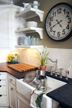 I'm dreaming of a white kitchen...no more! — The Stiers Aesthetic
