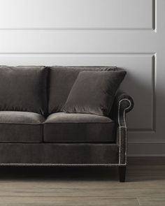 """Glencrest"" Sofa at Neiman Marcus.Love(down/feather) gray/brown 1,999."