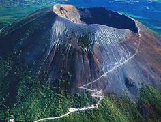 Volcano Vesuvius, Naples, Italy
