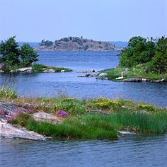 Stockholm's skärgård is the largest archipelago in Sweden, and the second-largest archipelago in the Baltic Sea.