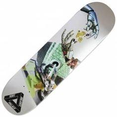 """Palace Skateboards Rory Pro Sans-Zooted Skateboard Deck 8.1"""""""