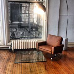 Kjaerholm: PK31 Lounge Chair Reproduction www.modernclassics.com $2310