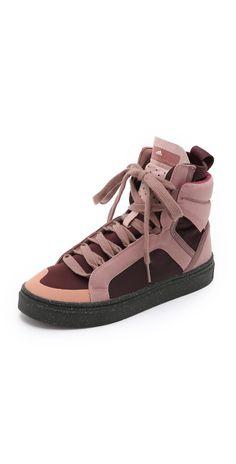 adidas by Stella McCartney Mid Cut High Top Sneakers | SHOPBOP