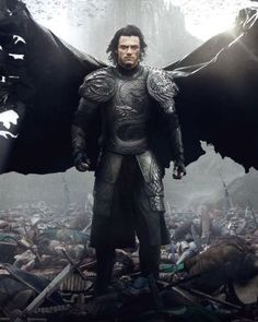 New Poster for DRACULA UNTOLD with Luke Evans