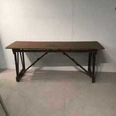 Antique Trestle Tables