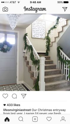 75 Best Holiday Home Decor images in 2020 | Christmas