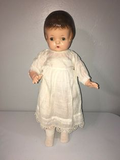 """Vintage 1930s Composition Doll Clothes Pattern ~ Patsy Jr 11/"""" 11.5/"""" 12/"""""""