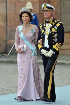 Reyes de Suecia