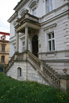 Liberec Tsjechie Czech Republic, Homeland, Prague, Roots, Castle, Mansions, Architecture, House Styles, City
