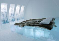 Ice Hotel in Jukkasjaervi (Sweden). Something special