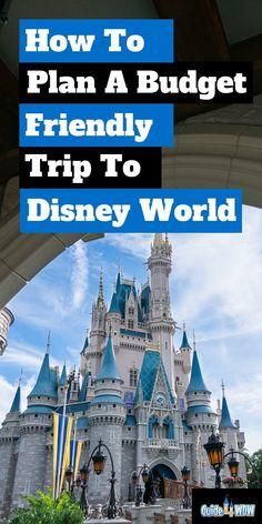 Disney World Budget Tips - How to Plan a Budget Friendly Disney Vacation   Guide4WDW.com