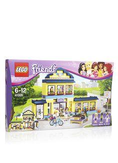 Lego Friends 41005 Heartlake School • de Bijenkorf 8590974f51