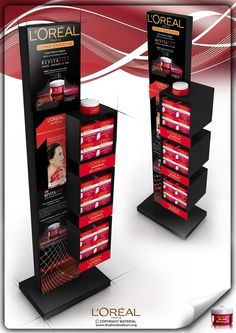 Point of Purchase Design | POP Design | POS Design | Health & Beauty POP |  by ibrahim BOZKURT at Coroflot.com