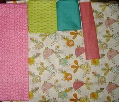 Fabric for another commissioned baby quilt