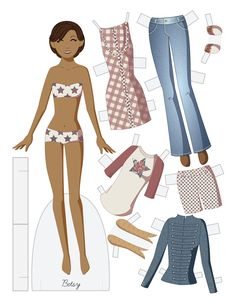 fashion friday paper dolls - Buscar con Google