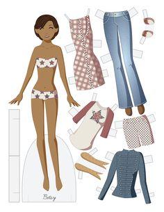 fashion friday paper dolls - Buscar con Google