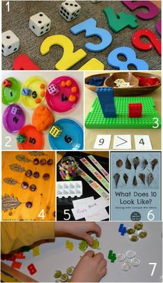 Maths Activities for Kids - One Perfect Day