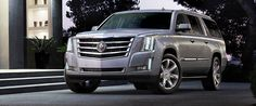 The Cadillac Escalade earns its spot in our Apr/May issue luxury SUV round-up.