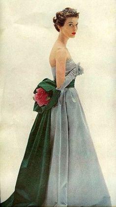 vintage 1950's elegance