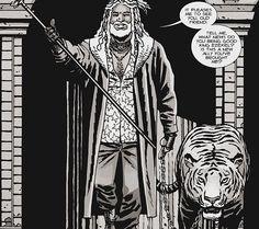 'The Walking Dead' Season 7 Updates: Skybound Entertainment's Instagram Photo Of Ezekiel And Shiva Deceiving? - http://www.movienewsguide.com/the-walking-dead-season-7-updates-skybound-entertainment-instagram-photo-of-ezekiel-and-shiva-deceiving/192355