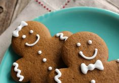 Gingerbread Cookies_Sweetsugarbelle 2