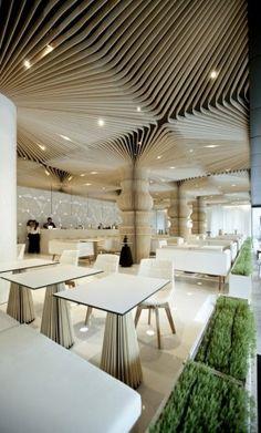 Graffiti Cafe, Restaurant Design by Studio MODE