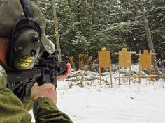 Shoot 2x2x2: Develop Close-Quarters Carbine Skills with this Drill - Shooting drills & target sets
