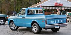 There's just something we love about a truck. Ranked in no particular order, mind you. Just 51 favorites.