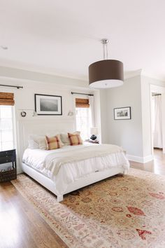 Laura Hollingsworth Home Tour from Cheryl M. - Style Me Pretty Living Master Bedroom Closet, Bedroom Wall, Bedroom Ideas, Bedroom Photography, Style Me Pretty Living, Take Me Home, Wall Colors, Paint Colors, My Dream Home