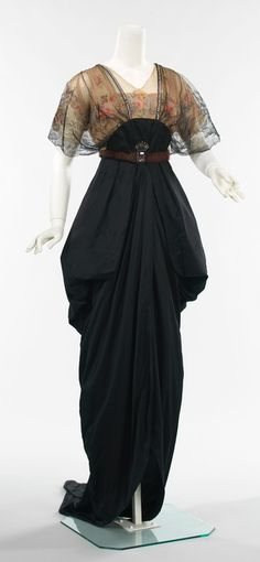 1910's Evening gown