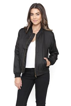 Bomber Jacket (more colors)