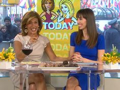 Hoda to Whitney: 'I'm a good nose picker'